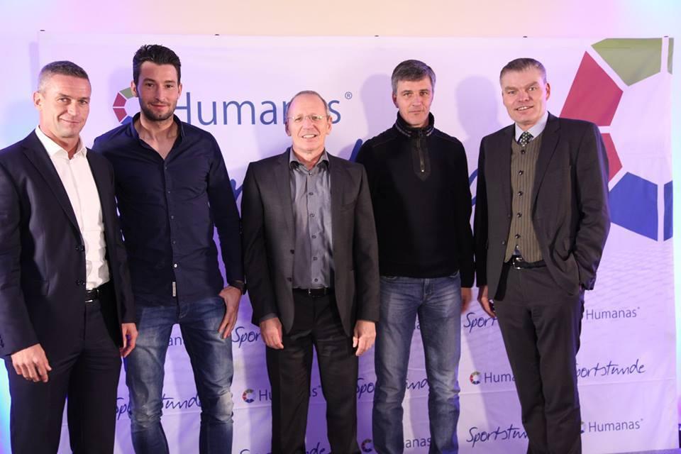 """""""Humanas Sportstunde-Regionalsport im Gespräch"""" feiert Premiere"""