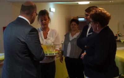Eröffnung Humanas Wohnpark in Brehna
