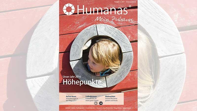 Humanas Mein Zuhause 2016