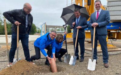 Grundsteinlegung für 17. Humanas-Wohnpark